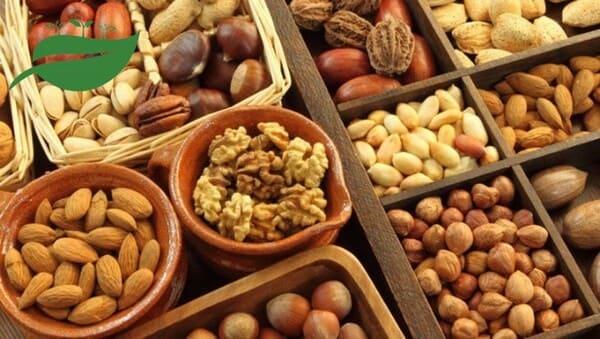 Các loại hạt hỗ trợ điều trị bệnh vảy nến tại nhà