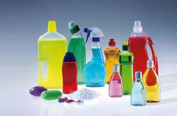 Tránh xa các chất tẩy rửa khi bị bệnh á sừng