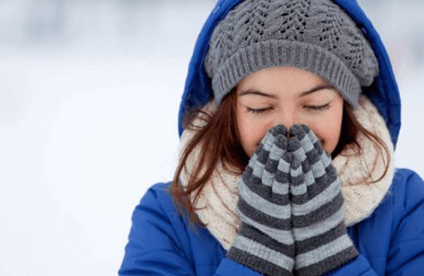 Cách phòng chống bệnh chàm bằng việc giữ ấm cho cơ thể