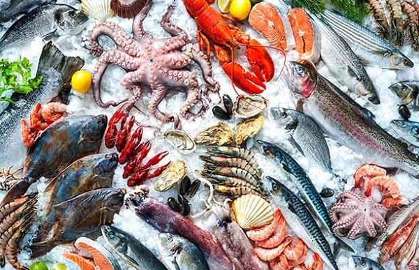 Viêm da cơ địa không nên ăn hải sản