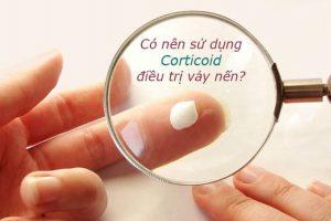 Có nên sử dụng corticoid điều trị vảy nến?