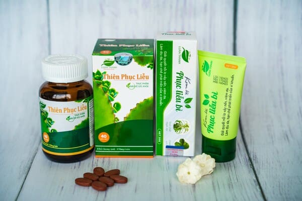 Thiên Phục Liễu & Phục Liễu Bì, bộ đôi sản phẩm cho bệnh viêm da dầu