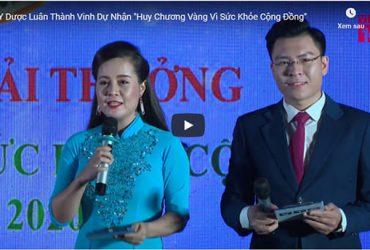 Sản phẩm Thiên Phục Liễu đạt huy chương vàng vì sức khỏe cộng đồng 2020