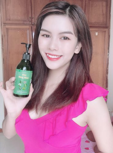 Chia sẻ Hotgirl Nguyễn Hải Yến khi dùng Diệp Hồng Nhan