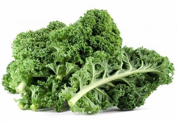 Cải xoăn thực phẩm tốt cho sức khỏe và da