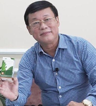 Diễn viên – NSƯT Phú Thăng chia sẻ về sản phẩm hỗ trợ đánh bay Mề đay của mình