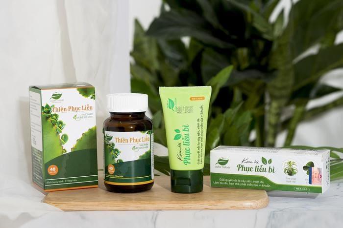 Bộ sản phẩm thảo dược của Y Dược Luân Thành luôn được người bệnh ưu tiên lựa chọn