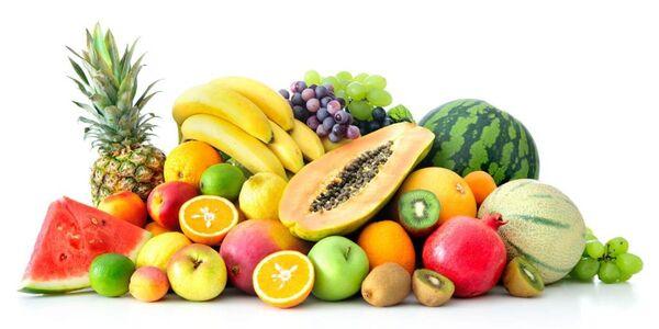 Nguồn bổ sung vitamin tốt nhất luôn là thực phẩm tươi như hoa quả