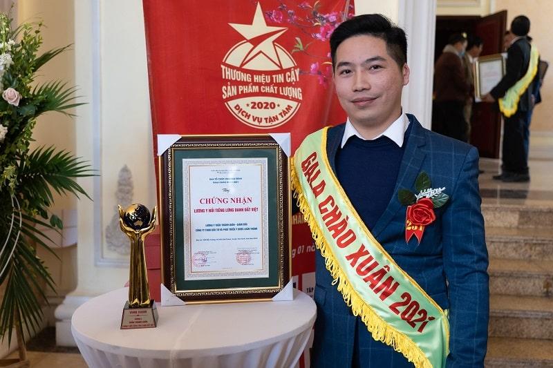 Lương y Thành Luân - Lương y Nổi tiếng lừng danh đất Việt