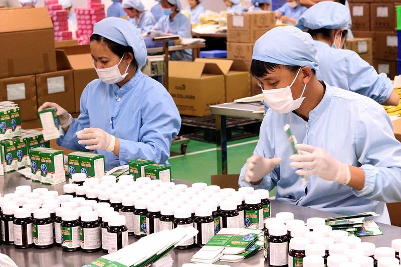Tất cả các sản phẩm của Y Dược Luân Thành đều được sản xuất tại nhà mày đạt chuẩn GMP