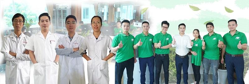 Đội ngũ chuyên gia dày dạn kinh nghiệm của Trung tâm Y Dược Luân Thành