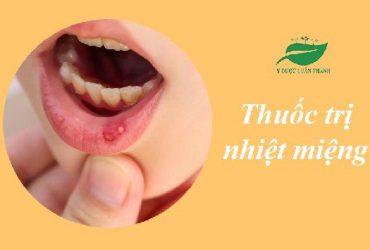 Thuốc trị nhiệt miệng và những thông tin cần biết
